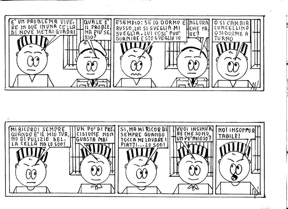 Le vignette di Ivano Ferrari